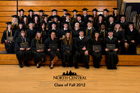North Central University 2012 Fall Graduation