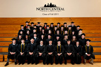 North Central University 2011 Fall Graduation